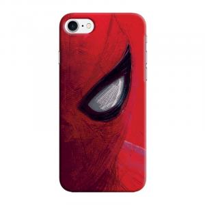 Official Marvel Spider-Man Half Face Case