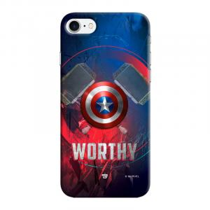 Official Real 3D Avengers Endgame Captain Shield Case