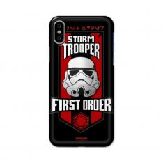 Official Real 3D Star Wars Stormtrooper First Order Case