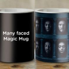 Many Faced Magic Mug