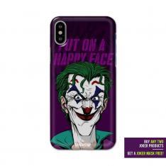 Official DC Joker Happy Face Case